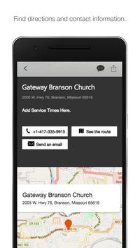 Gateway Branson Church apk screenshot