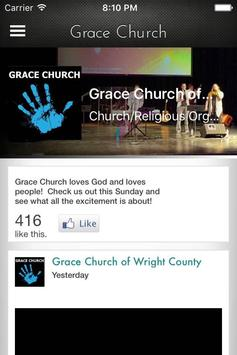 Grace Church of Wright County apk screenshot