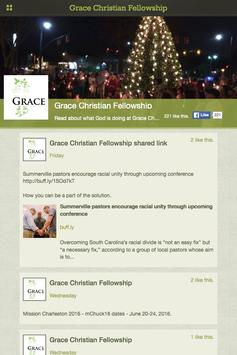 Grace Christian Fellowship, SC apk screenshot