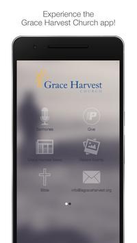 Grace Harvest Church poster