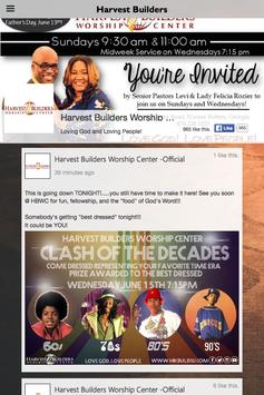 Harvest Builders Worship apk screenshot