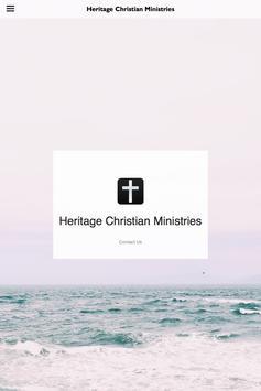 Heritage Christian Ministries スクリーンショット 1