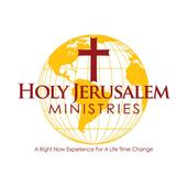 the City of David Holy Jerusalem icon