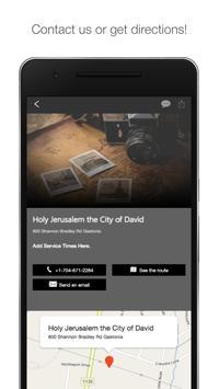 the City of David Holy Jerusalem apk screenshot