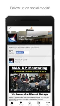 iMPACT LIFE CHURCH screenshot 1