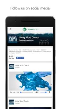 Living Word Church - Houston apk screenshot