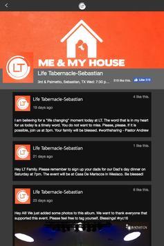 Life Tabernacle - Sebastian screenshot 1