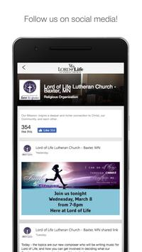 Lord of Life - Baxter apk screenshot