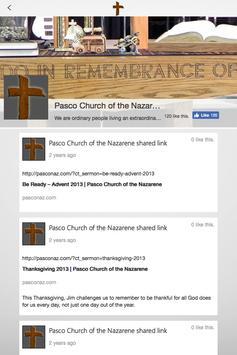 Pasco Nazarene apk screenshot
