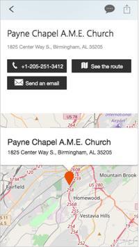 Payne Chapel poster