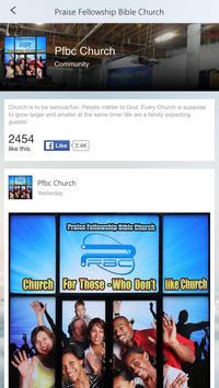 PFBC Church - Richmond, CA poster