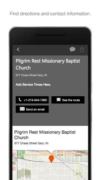 Pilgrim Rest M.B. Church screenshot 2