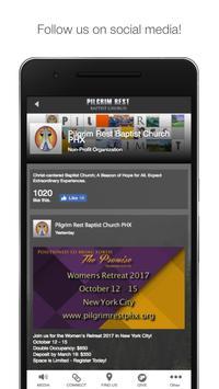 Pilgrim Rest Baptist Church screenshot 1