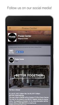 Praise Center apk screenshot