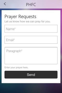 Progressive Harvest Church apk screenshot