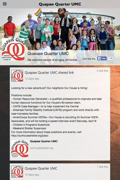 Quapaw Quarter UMC screenshot 1