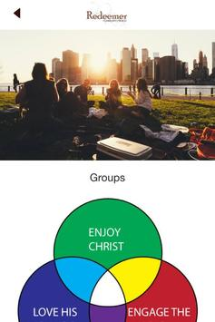 Redeemer Community Church apk screenshot