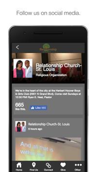 Relationship Church poster