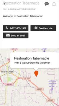 Restoration Midlothian TX screenshot 1