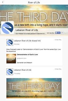 River of Life Church - IN screenshot 1