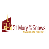 St Mary of the Snows icon