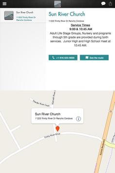 Sun River Church apk screenshot