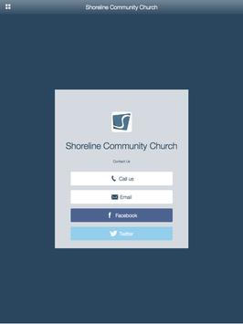 Shoreline Community Church apk screenshot