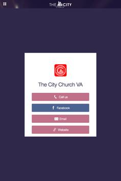 THE CITY CHURCH VA screenshot 2