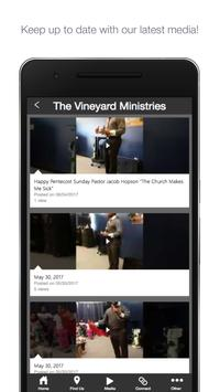 The Vineyard Ministries poster