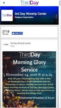 3rd Day Worship Center LV screenshot 2