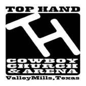 Top Hand Cowboy Church icon