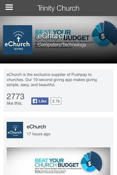 Trinity Church - CA apk screenshot