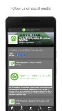 Trinity Pres Norman screenshot 2