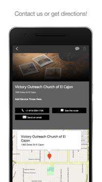 Victory Outreach El Cajon screenshot 1