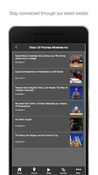 Vision Of Promise Ministries - NJ screenshot 1