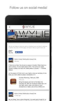Wylie Methodist - Abilene, TX apk screenshot