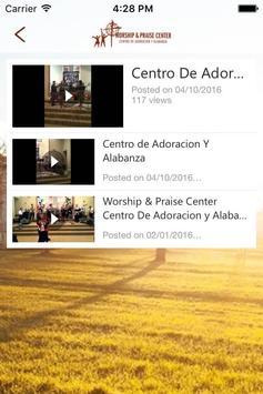 Worship & Praise Center apk screenshot