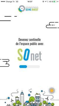 SO Net poster