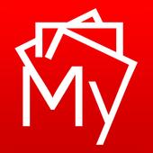 MyDiscoCard icon