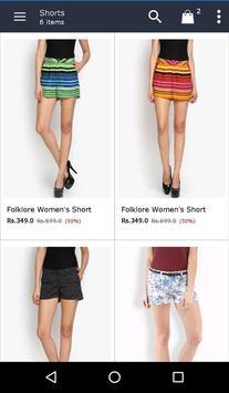 Induce Fashion screenshot 1