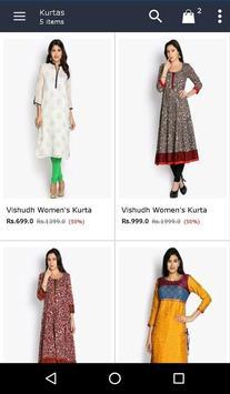 Induce Fashion screenshot 2