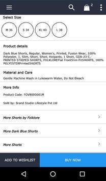 Induce Fashion screenshot 5