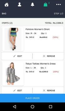 Induce Fashion screenshot 6