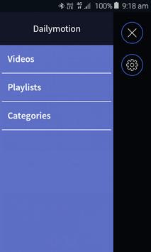 Video Player for Dailymotion screenshot 5