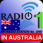 Radios No 1 in Australia icon