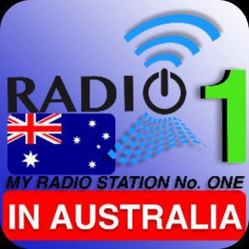 Radios No 1 in Australia poster