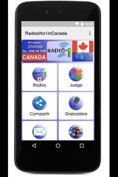 Radios No 1 in Canada screenshot 1