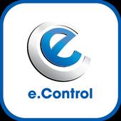 Econtrol GPS icon