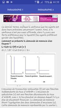 Economie Monétaire screenshot 4