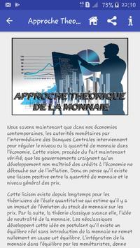 Economie Monétaire screenshot 1